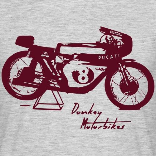 Ducati carenada - Camiseta hombre
