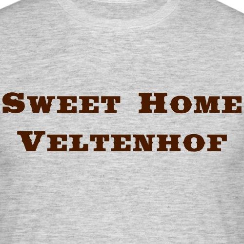 Veltenhof Saddlebag - Männer T-Shirt