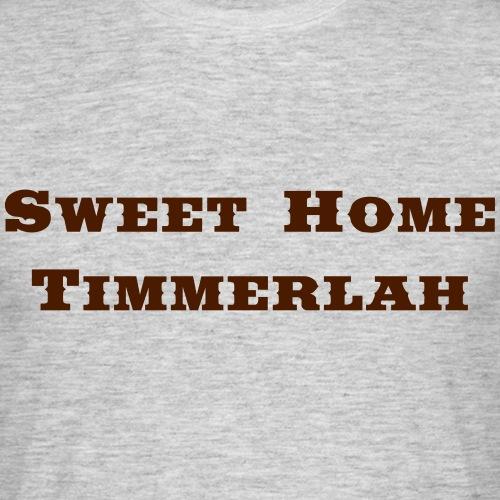 Timmerlah Saddlebag - Männer T-Shirt
