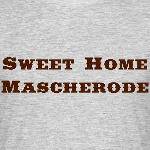 Mascherode Saddlebag - Männer T-Shirt