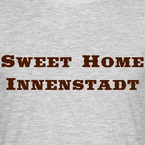 Innenstadt Saddlebag - Männer T-Shirt