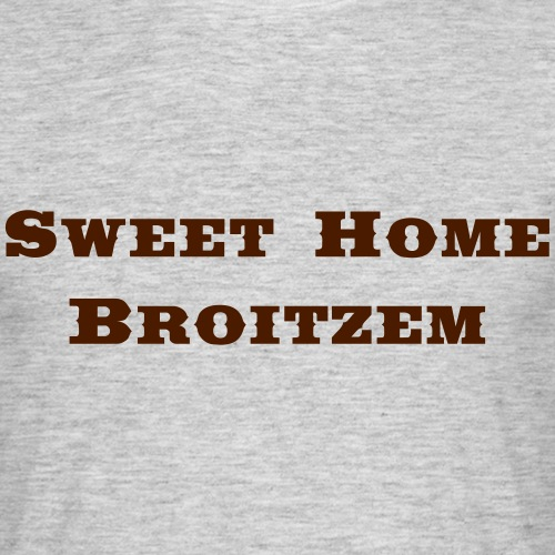 Broitzem Saddlebag - Männer T-Shirt