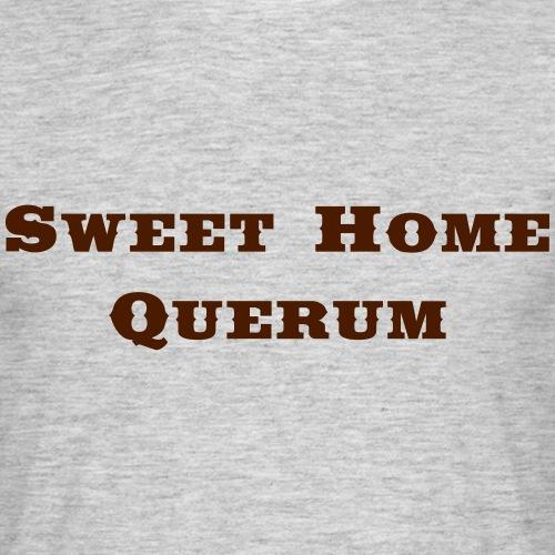 Querum Saddlebag - Männer T-Shirt