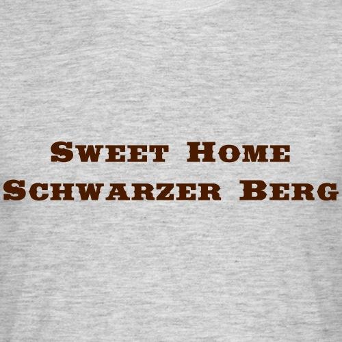 SchwarzerBerg Saddlebag - Männer T-Shirt