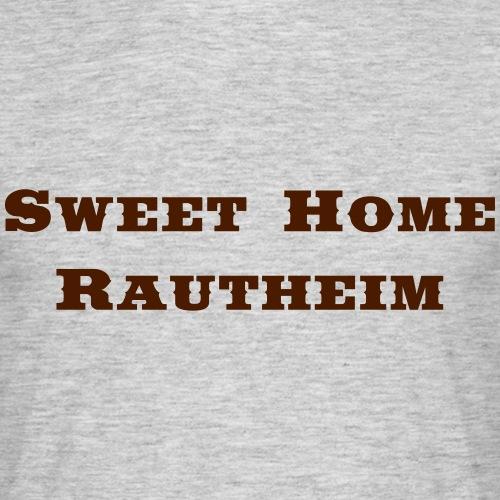 Rautheim Saddlebag - Männer T-Shirt