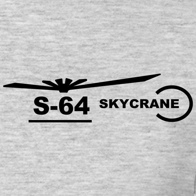 S64 SkyCrane Sign