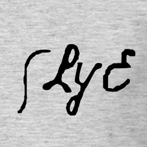 SLYE SQUIGGLE - Men's T-Shirt