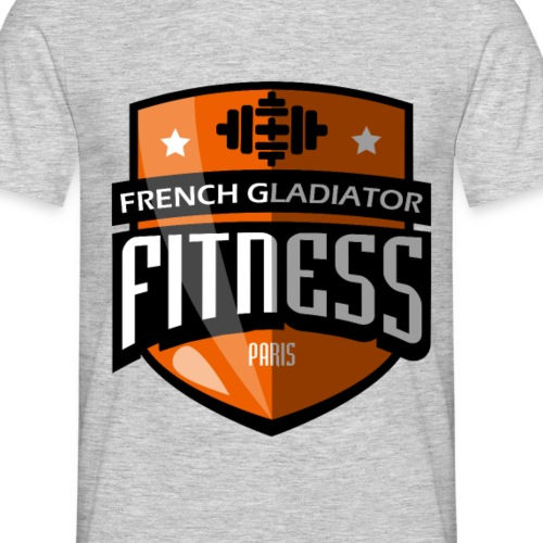 FITNESS FRENCH GLADIATOR - T-shirt Homme