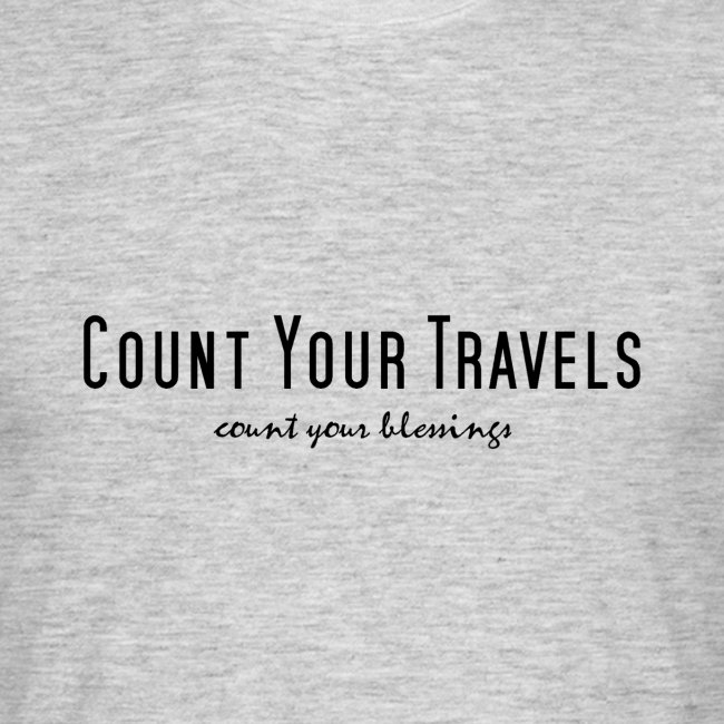 Count Your Travels