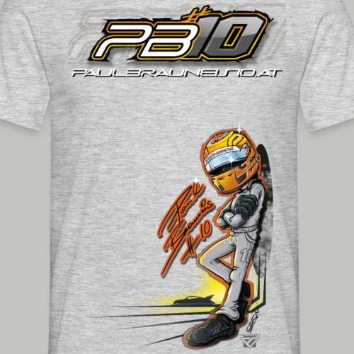 PAUL-BRAUNEIS_Cartoon - Männer T-Shirt
