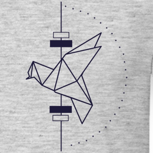 t-shirt origami - T-shirt Homme
