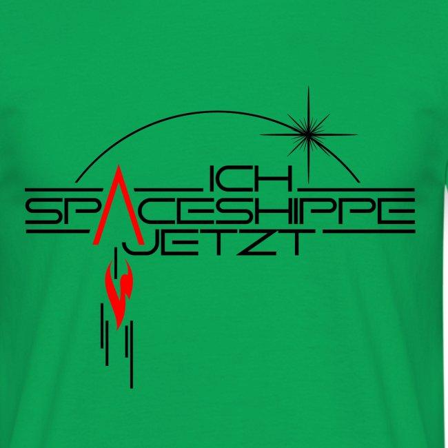 Ich spaceshippe jetzt