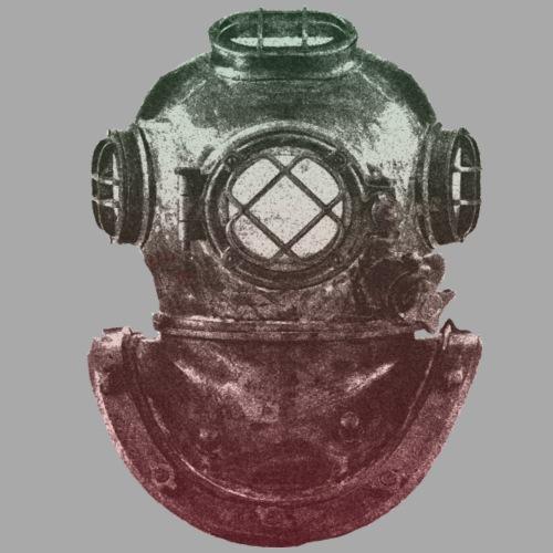 Diver - Miesten t-paita