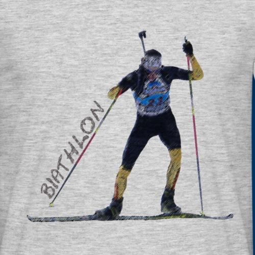 Biathlon 01 - Männer T-Shirt