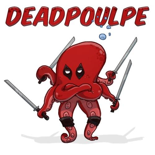 Deadpoulpe - T-shirt Homme