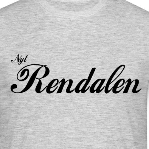 Nyt Rendalen - T-skjorte for menn