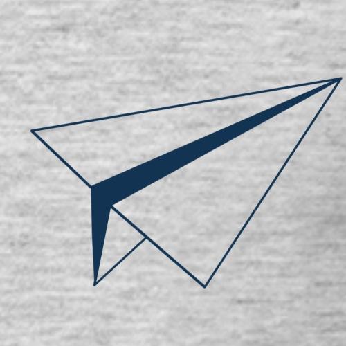 T-shirt avion coeur - T-shirt Homme