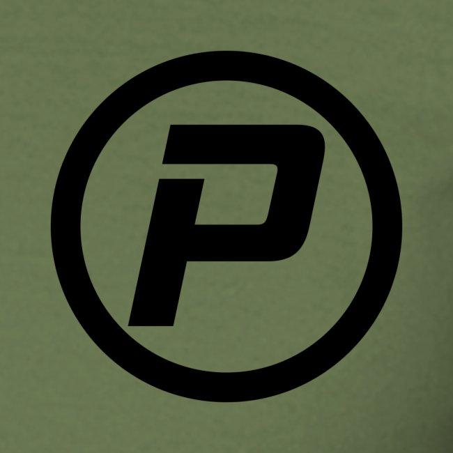 Polaroidz - Small Logo Crest   Black