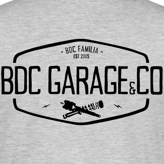 BDC GARAGE GREY