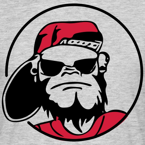 Keep COOL Monkey - Männer T-Shirt