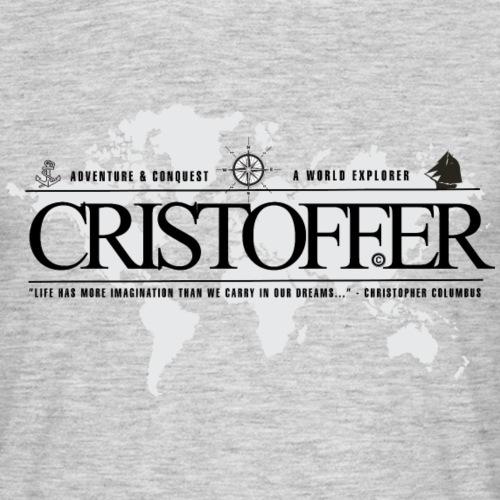 christoffer - Herre-T-shirt