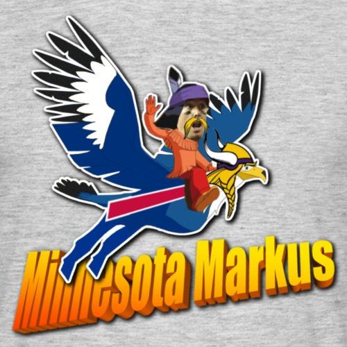 Minnesota Markus - Männer T-Shirt