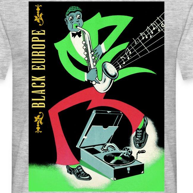 shirt saxophone