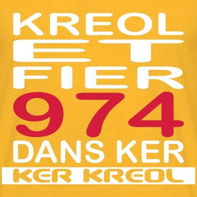 974 ker kreol - Kreole et Fier