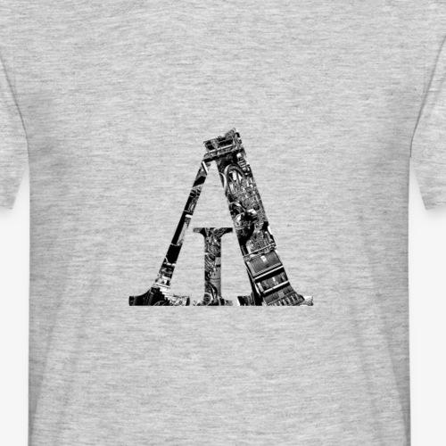 Amore di Immaginare Logo machine - T-shirt Homme