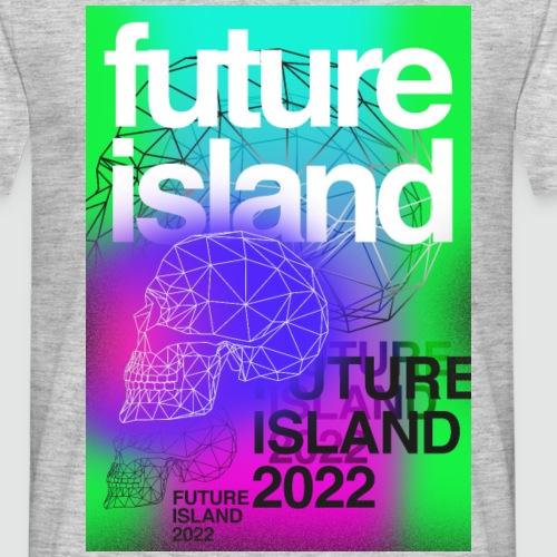 Future Island - Ghostbox II official T-Shirt - Männer T-Shirt