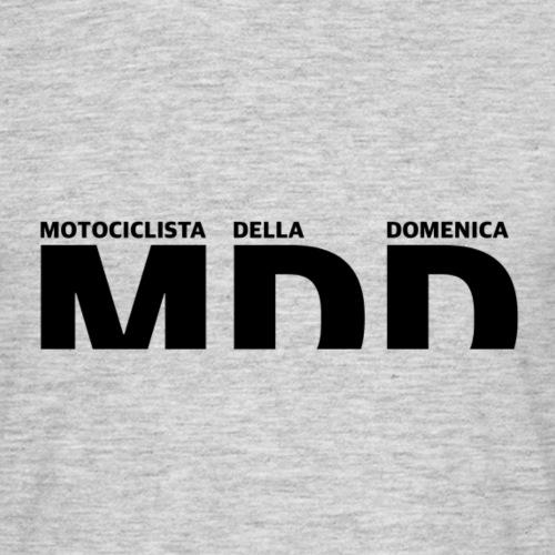 MDD motociclista della domenica - Maglietta da uomo