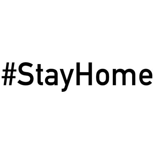 StayHome - Männer T-Shirt