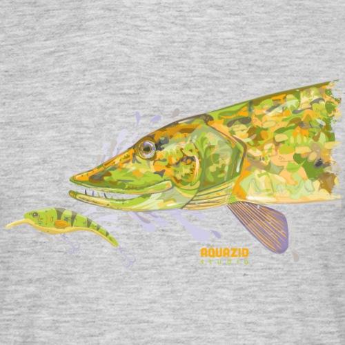 Camo Pike - Men's T-Shirt