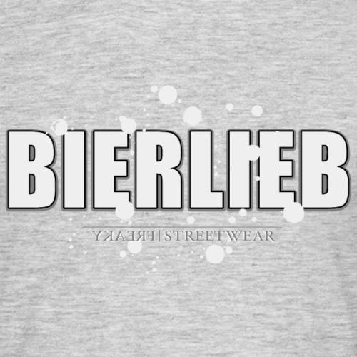 Bierlieb - Männer T-Shirt