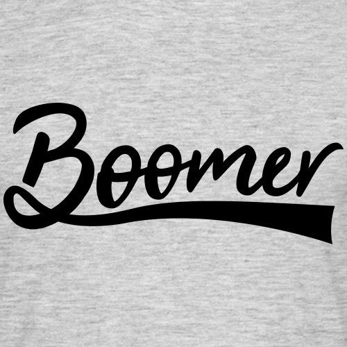 Boomer - Miesten t-paita