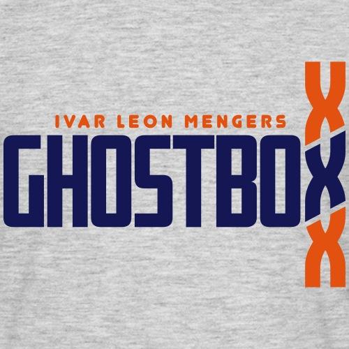 Ghostbox DNA Hörspiel Staffel 2 - Männer T-Shirt