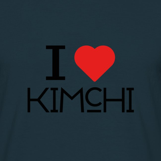 Korean Food Stories I LOVE KIMCHI