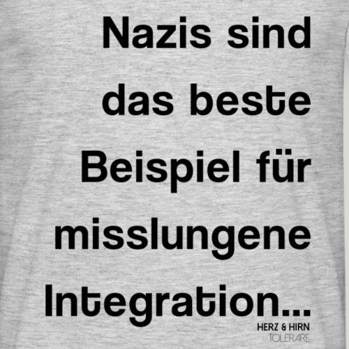 integration2 - Männer T-Shirt