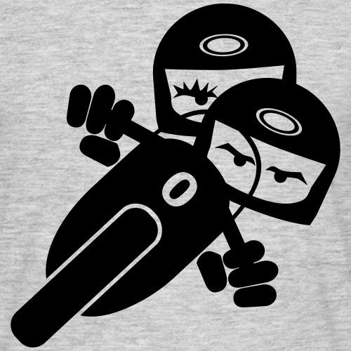 Motorcycle pair 2 - Men's T-Shirt