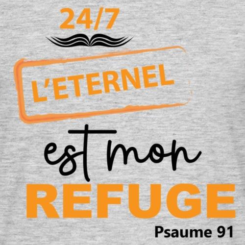 24/7 Éternel mon refuge