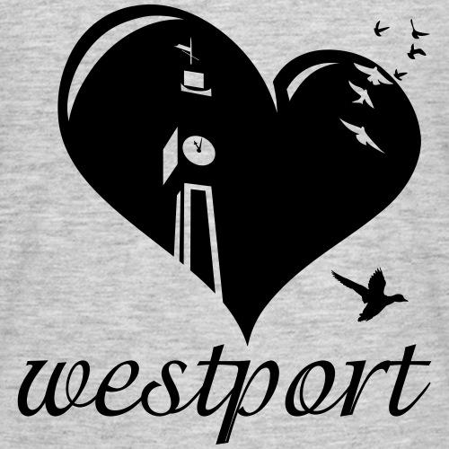 Love Westport - Men's T-Shirt