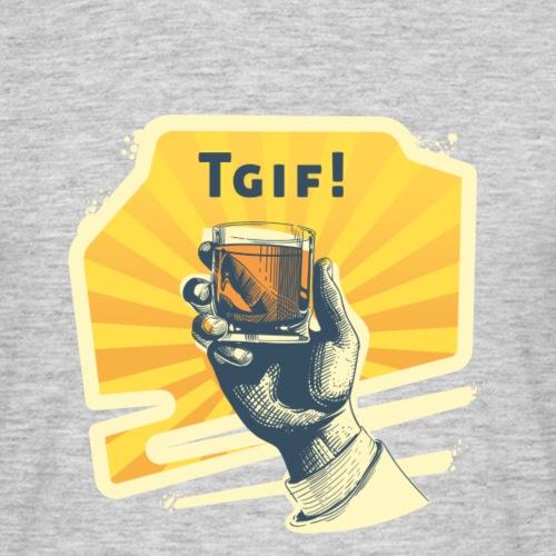 Thank god it's friday! - Men's T-Shirt