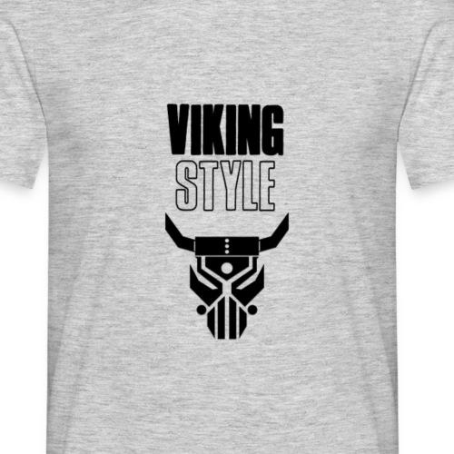 VIKING STYLE - Camiseta hombre
