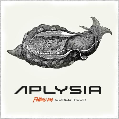 Aplysia Meeresschnecke Albumcover Follow me - Männer T-Shirt