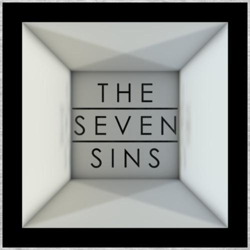 The Seven Sins - Maglietta da uomo