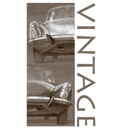 Vintage ▾ - Maglietta da uomo