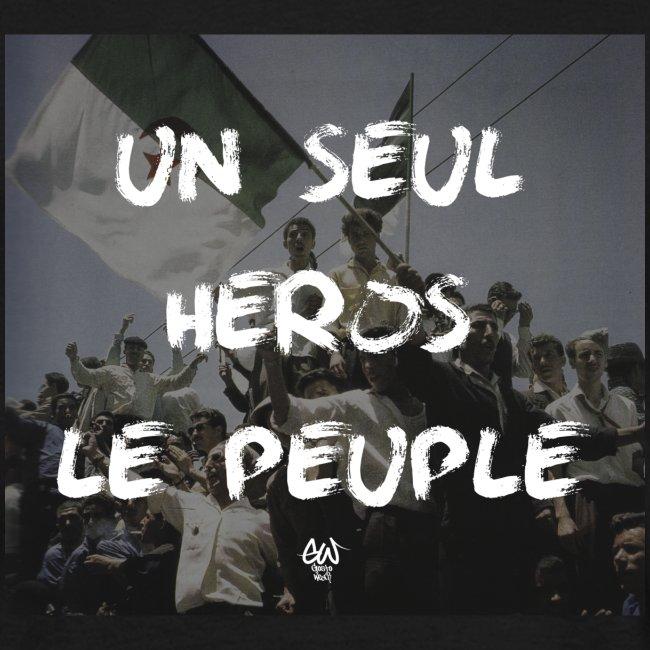 Un seul héros le peuple