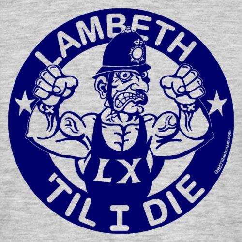 LAMBETH - NAVY BLUE - Men's T-Shirt