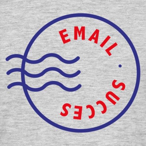 Email succes b2c logo - Mannen T-shirt