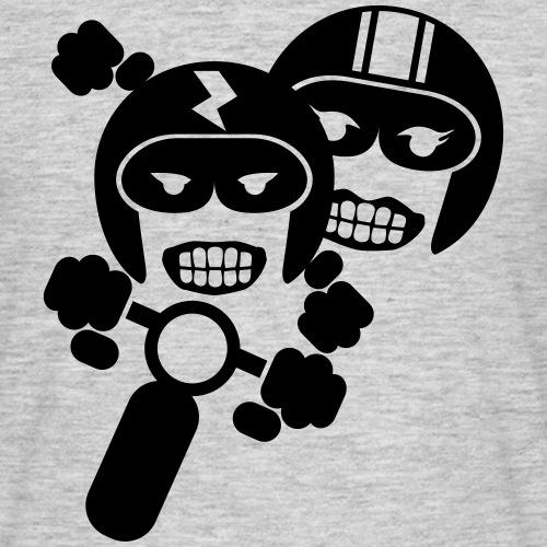 Motorcycle pair 1 - Men's T-Shirt